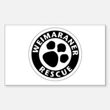 Rescue Rectangle Decal