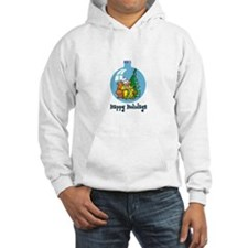 Stocking Knitter - Happy Holi Hoodie