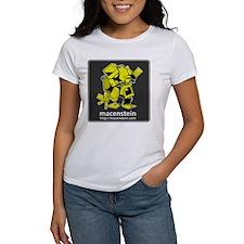 Macenstein - yellow logo Tee