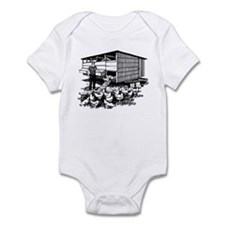 Which Came First? (TPOTE)2 Infant Bodysuit