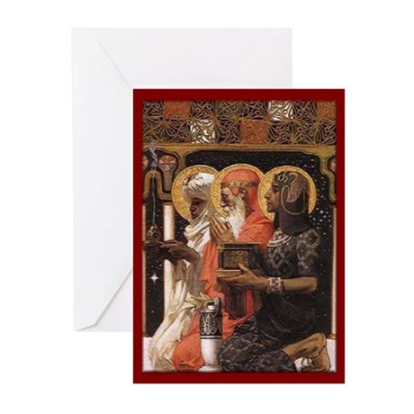 The Three Wise Men Christmas Cards (10)