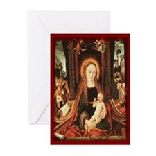 The Madonna & Child Christmas Cards (10)