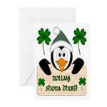 Nollaig Shona Dhuit! Christmas Cards (Pk of 10)