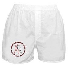 """FightersCircle.com"" Boxer Shorts"