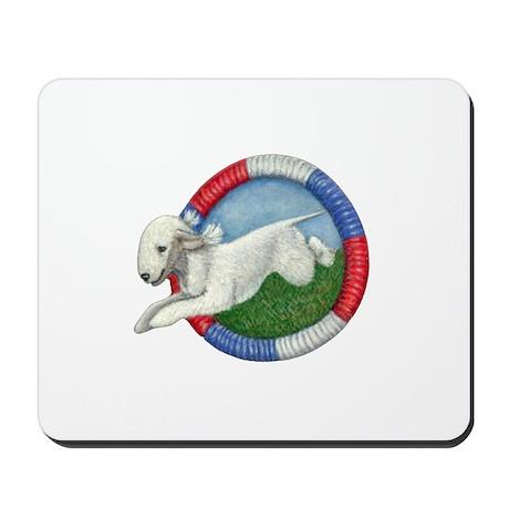Agility Bedlington Mousepad