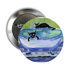 BLACK CAT bathtub Button