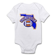 Miami Football Infant Bodysuit