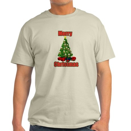 Merry christmas beer tree Light T-Shirt