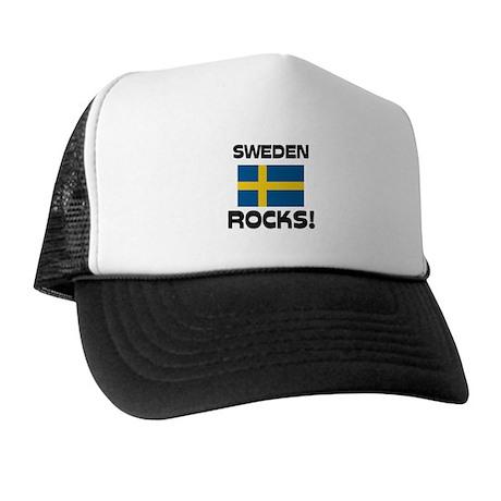 Sweden Rocks! Trucker Hat