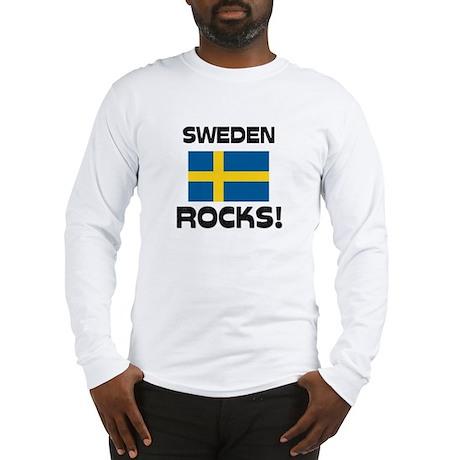 Sweden Rocks! Long Sleeve T-Shirt