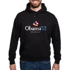 Obama '12 Hoodie