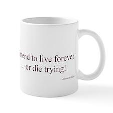 Live Forever Lefty Mug