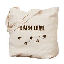 Barn bum Tote Bag