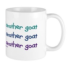 Another goat, funny Small Mug