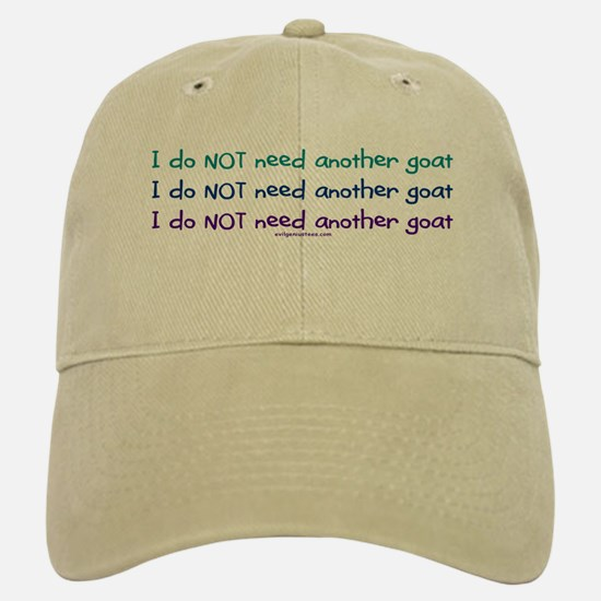 Another goat, funny Cap