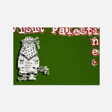 palestine freedom Rectangle Magnet (10 pack)