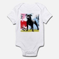 Staffys Rule Infant Bodysuit