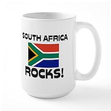 South Africa Rocks! Mug