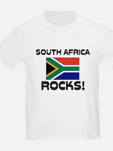 South Africa Rocks! T-Shirt