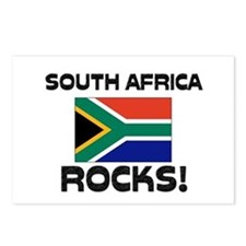 South Africa Rocks! Postcards (Package of 8)