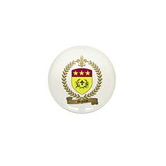 MIGNEAU Family Crest Mini Button (10 pack)