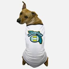 Jacksonville Football Dog T-Shirt