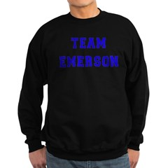 Team Emerson Sweatshirt (dark)