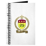 MIGNEAULT Family Crest Journal