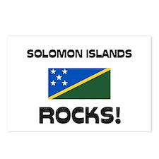 Solomon Islands Rocks! Postcards (Package of 8)
