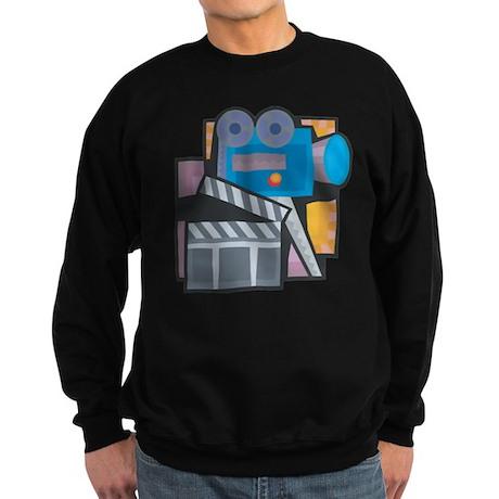 Film Making Sweatshirt (dark)