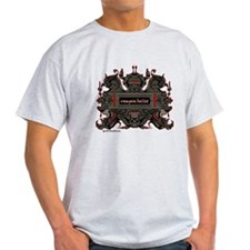 Vampire Ballet Crest T-Shirt