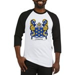 Clemente Family Crest Baseball Jersey