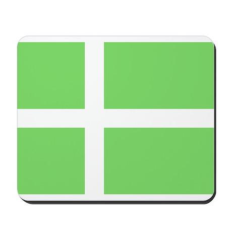 Greenland Flag (proposal) Mousepad