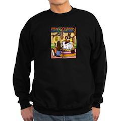 Knitting Bunny Sweatshirt