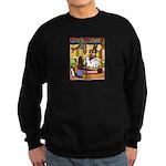 Knitting Bunny Sweatshirt (dark)
