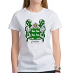 Cordeiro Family Crest Women's T-Shirt
