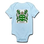 Cordeiro Family Crest Infant Creeper
