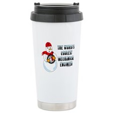 Coolest Mechanical Engineer Travel Mug