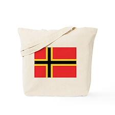 German Resistance Flag Tote Bag