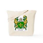 Corona Family Crest Tote Bag