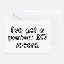 Funny Anesthesiologist Greeting Cards (Pk of 20)