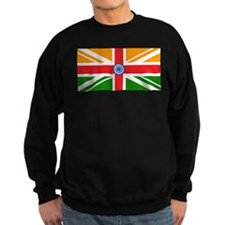 Anglo Indian Flag Sweatshirt