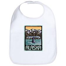 Alaska Pride! Bib