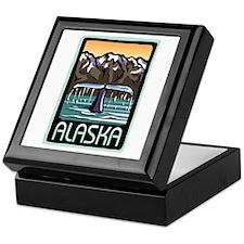 Alaska Pride! Keepsake Box