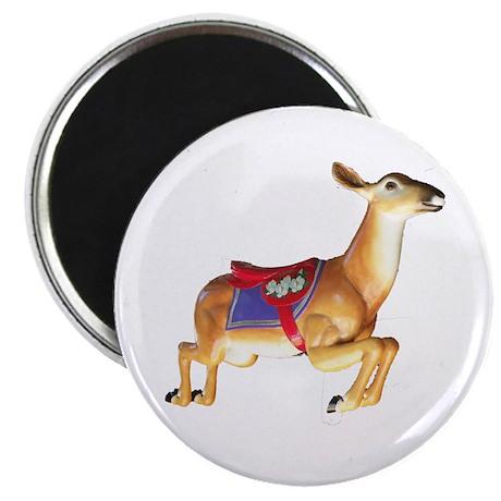 carousel deer Magnet