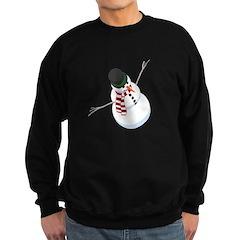 Bliz the Snowman Sweatshirt (dark)