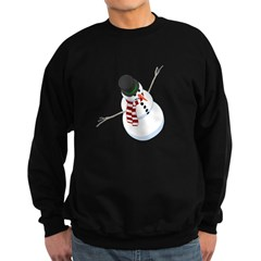 Bliz the Snowman Sweatshirt (dark)