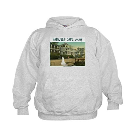 Congress Place Lady Kids Hoodie