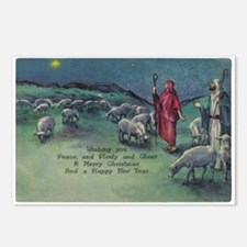 1910 Shepherds and Star Postcards (Package of 8)