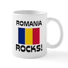 Romania Rocks! Mug